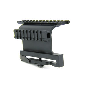 TacFire AK Double Side Rail Mount Picatinny With Quick Release