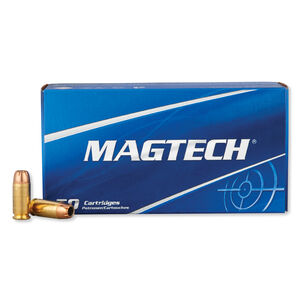 Magtech .40 S&W Ammunition 50 Rounds JHP 180 Grains 40A