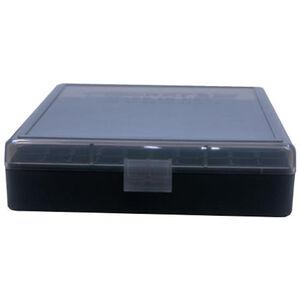 Berry's Ammo Box .40/45 ACP/10mm 100 Round Polymer Smoke/Black