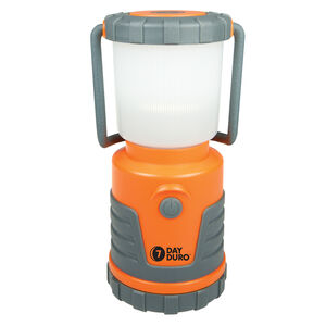 Ultimate Survival Technologies 7-Day Duro LED Lantern Orange 20-12063