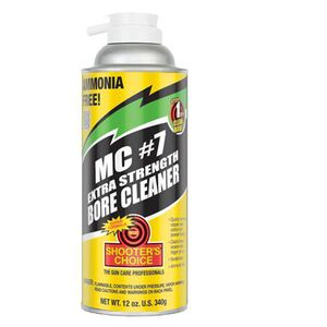 Shooter's Choice MC#7 Extra Strength Bore Cleaner 12 oz. Aerosol can