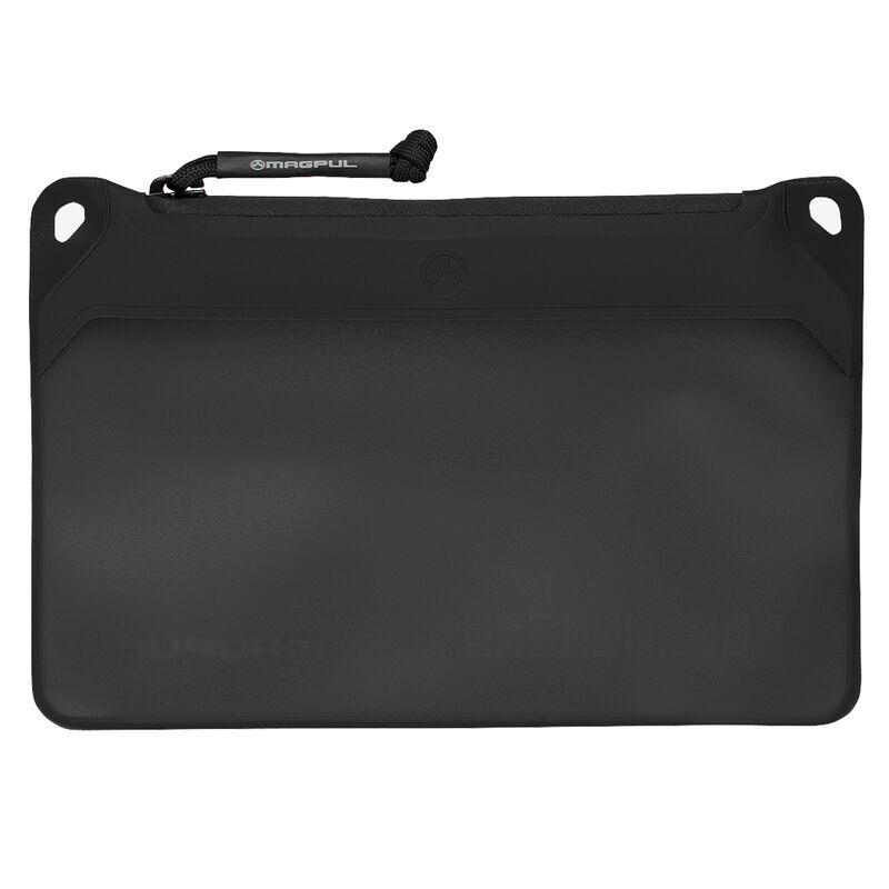 "Magpul DAKA Window Pouch Size Small 6""x9"" Reinforced Polymer Fabric Black"