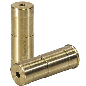 Firefield 12Ga Boresight In-Chamber Red Laser Brass Boresight FF39015
