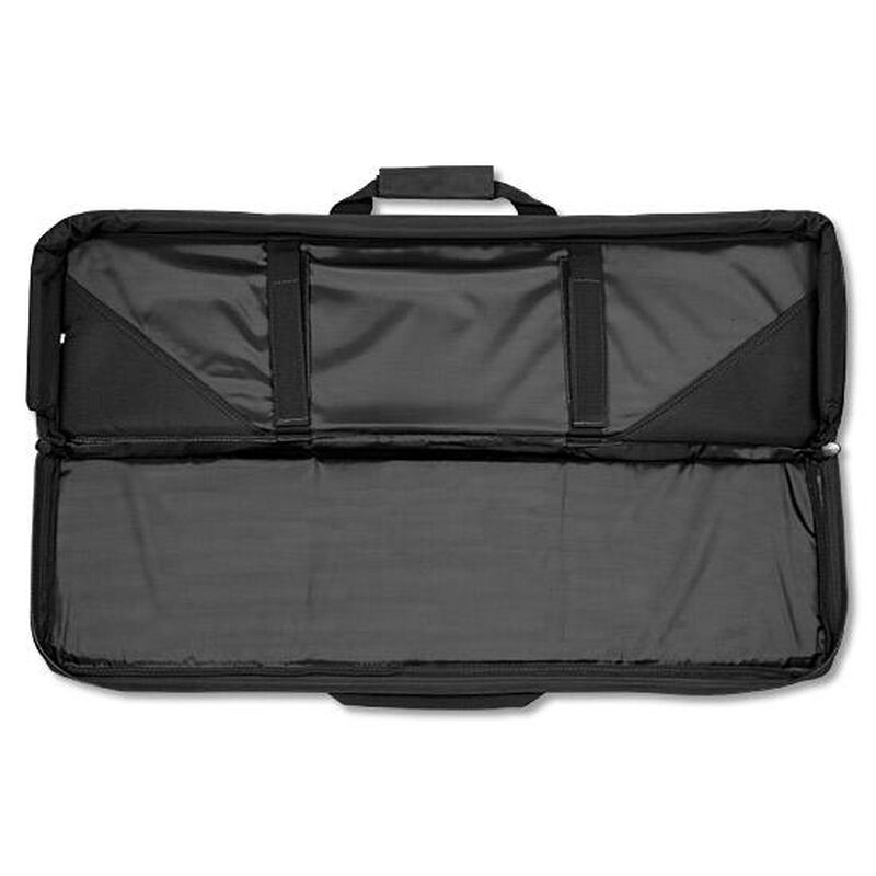 "Drago Gear Discreet Gun Case 36"" Low Profile Full Padding Black 12-305BL"