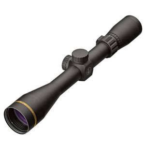 "Leupold VX-Freedom Rimfire 3-9x40 Riflescope Rimfire MOA Non-Illuminated Reticle 1"" Tube .25 MOA Adjustments Finger Click Turrets Second Focal Plane Matte Black Finish"