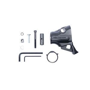 Mesa Tactical LEO Gen II Telescoping Stock Adapter For Remington V3 Black
