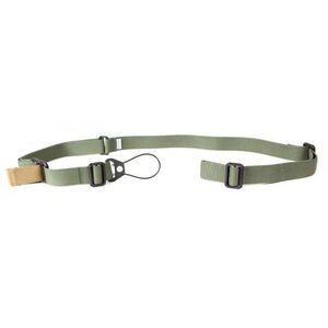 Blue Force Gear Vickers AK Sling With Universal Loop Green K-SP-0046-OD