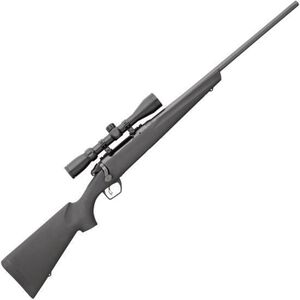 """Remington 783 Bolt Action Rifle .300 Win Mag 24"""" Barrel 3 Rounds with 3-9x40mm Scope Free Float Synthetic Stock Black Matte Blue Finish 85849"""