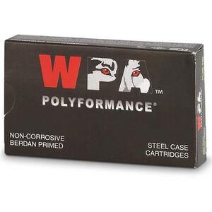 Wolf Polyformance 5.45x39 Ammunition 750 Rounds JHP 55 Grains 545BHP