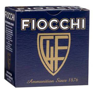 "Fiocchi Exacta Target Load 28 Gauge 2 3/4"" #8 Lead Ammunition 250 Rounds, 3/4 ounce, 1300 fps"