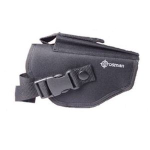 Crosman Soft Air Holster With Velcro Belt Strap Polyester SAH02