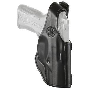 Beretta Mod. 06 Belt Holster Fits Beretta PX4 Compact Right Hand Leather Black