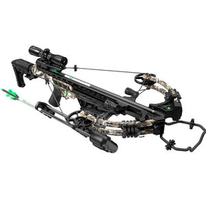 Centerpoint Apmed 425 Crossbow Kit 4x32 Scope and Folding Stock Camo