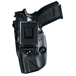 "Safariland Model 6379 S&W M&P 9/40 ALS Concealment 1.5"" to 2.25"" Clip On Belt Holster Right Hand SafariLaminate Black"