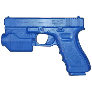 Ring's Manufacturing BLUEGUNS GLOCK 17, 22, 31 with Tactical Light Training Replica Pistol Blue FSG17-GL