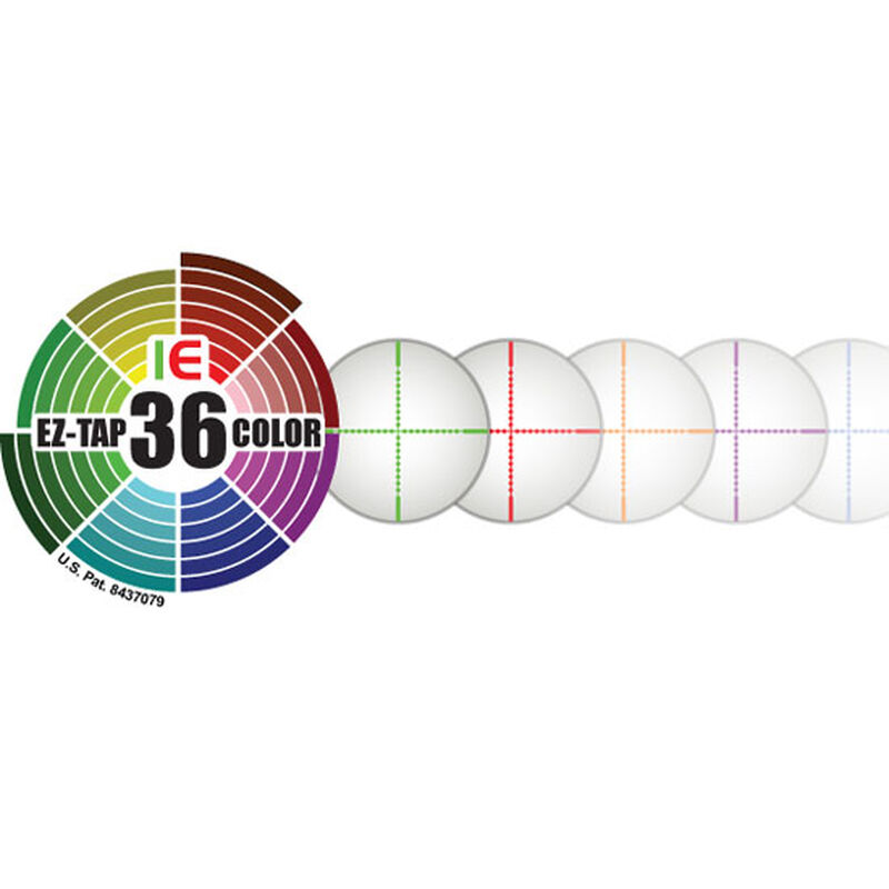 """UTG 4-16X40 1"""" Hunter Scope, AO, 36-color Mil-dot, w/ Rings"""