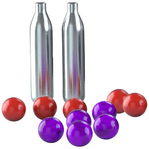 UTS/ Pepperball Lifelite Refill Kit Practice Projectile/Pepperball Projectile CO2 Cartridges