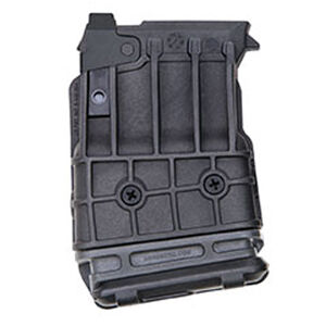 "Mossberg 590M Mag-Fed Shotgun 5 Round Box Magazine 12 Gauge 2-3/4"" Shells Only Polymer Construction Matte Black Finish"