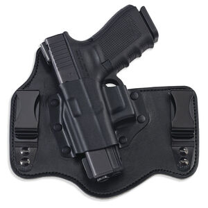 Galco KingTuk IWB Holster Fits S&W M&P 9/40 Left Hand Leather/Kydex Black