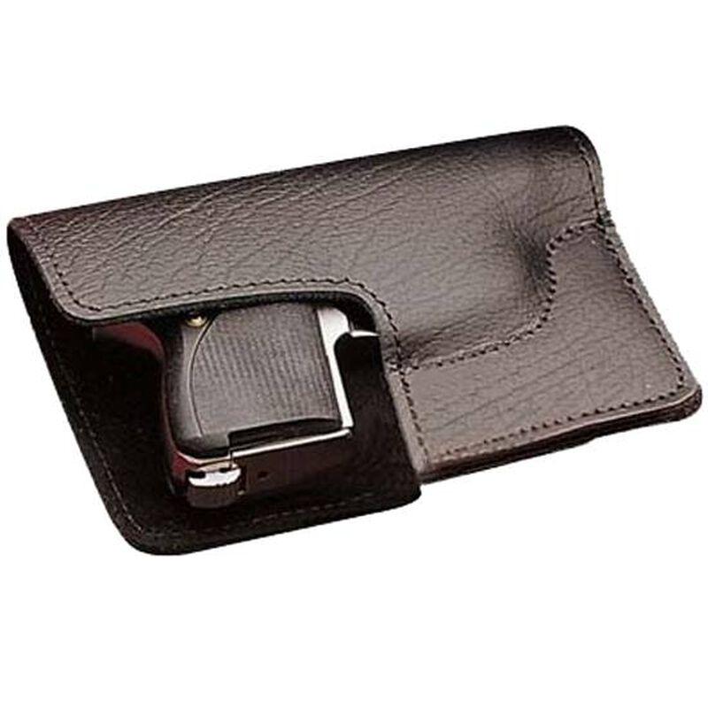 DeSantis Trickster Pocket Holster Small .380 Autos Ambidextrous Leather Black 021BJP6Z0