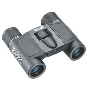 Bushnell Powerview 8x21 Compact Binoculars BK7 Roof Prism Rubber Armor Black 132514