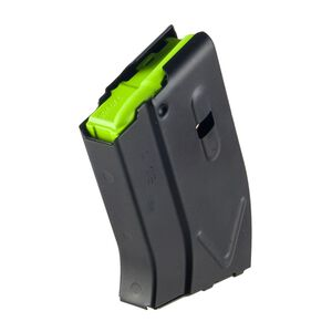 D&H Tactical AR-15 7.62x39mm 10 Round Steel Magazine With D&H Limited Tilt Follower Black