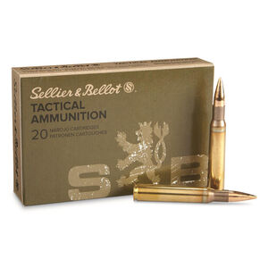 Sellier & Bellot .30-06 Springfield For M1 Garand Ammunition 400 Rounds FMJ 150 Grains SB3006M2