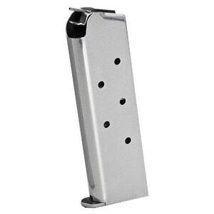 Springfield 1911 Compact Magazine .45 ACP 6 Rounds Stainless Steel PI4726
