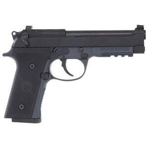 "Beretta 92X RDO FR 9mm Luger Semi Automatic Pistol 4.7"" Barrel 15 Rounds Optic Cut Slide High Visibility Sights Black Finish"