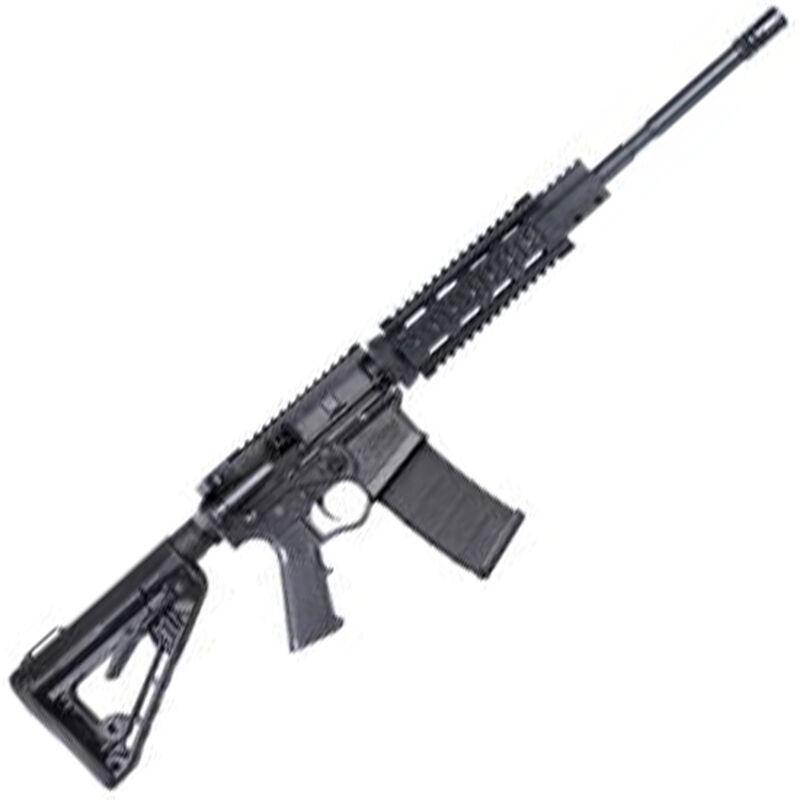 """ATI Omni Hybrid Maxx AR-15 Semi-Auto Rifle, 5.56 NATO, 16"""" Barrel, 30 Rounds, Black"""