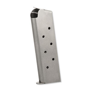 Chip McCormick Classic Premium 1911 Full Size Magazine .45 ACP 8 Rounds Stainless Steel M-CL-45FS8