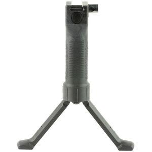 Grip Pod AR15 V2 Forward Grip/Bipod Steel Legs Thumb Blk