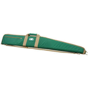 "NcSTAR Shotgun Case 2958 54""x8"" Padded Synthetic Fabric Green"