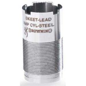 Browning 28 Gauge Standard Invector Choke Tube Skeet Stainless Steel 1130296