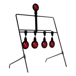"Allen EZ-Aim Deflector Resetting Spinner Target System 16""x22.25"" Steel Black"