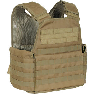 Voodoo Lightweight Tactical Plate Carrier Polyester Coyote 20-0096007000