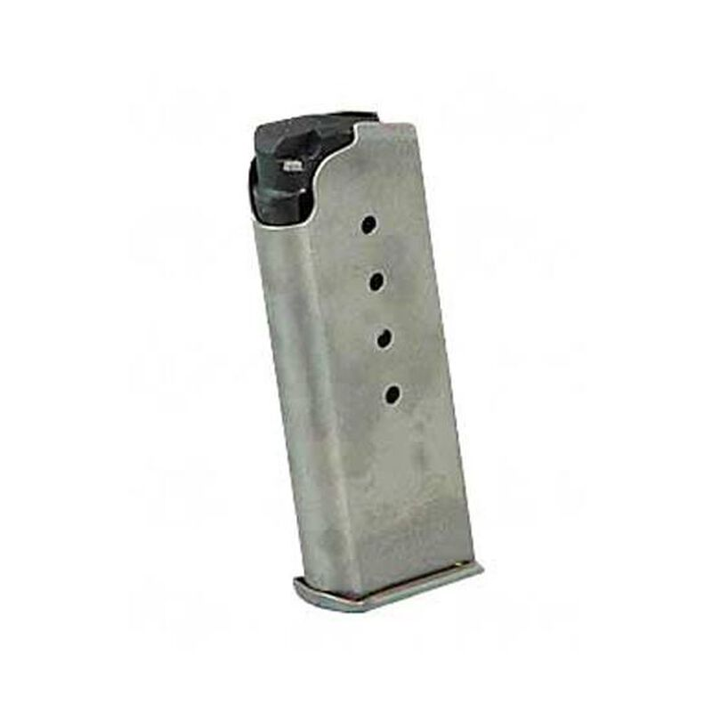 Kahr Arms Covert/MK/PM/CM .40 S&W Magazine 5 Rounds Stainless Steel KS520