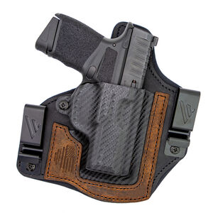 VersaCarry Rebel IWB Sig Sauer P365 Holster Right Hand Leather Brown