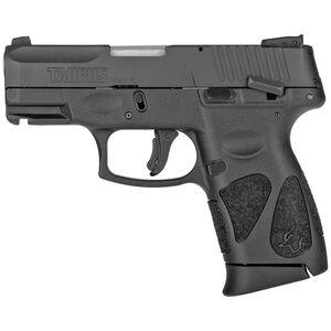"Taurus G2C .40 S&W Semi Auto Pistol 3.2"" Barrel 10 Rounds 3 Dot Sights Polymer Frame Black"