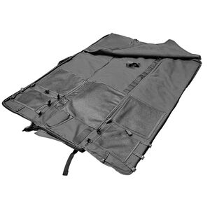"""NcSTAR Rifle Case/Shooting Mat 48"""" Padded Synthetic Fabric Urban Gray"""