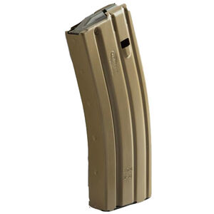 OKAY Industries SureFeed AR-15 30 Round Magazine .223 Rem/5.56 NATO Aluminum Body Flat Dark Earth Finish
