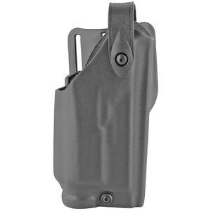 Safariland 6280 SLS Mid-Ride Right Hand For Glock 17/22 With Light STX Finish Black