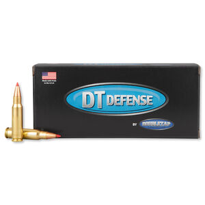 DoubleTap 6.8 SPC Ammunition 20 Rounds BTPT 110 Grains 68S110RD