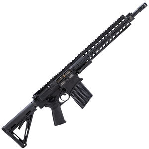 "DRD Tactical M762 7.62 NATO Semi Auto Rifle 20"" Barrel 20 Rounds Free Float Rail Magpul Stock Matte Black"