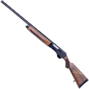 "TR Silver Eagle SE122 Left Handed Semi Auto Shotgun 12 Gauge 28"" Barrel 3"" Chamber 5 Rounds Walnut Stock Blued"