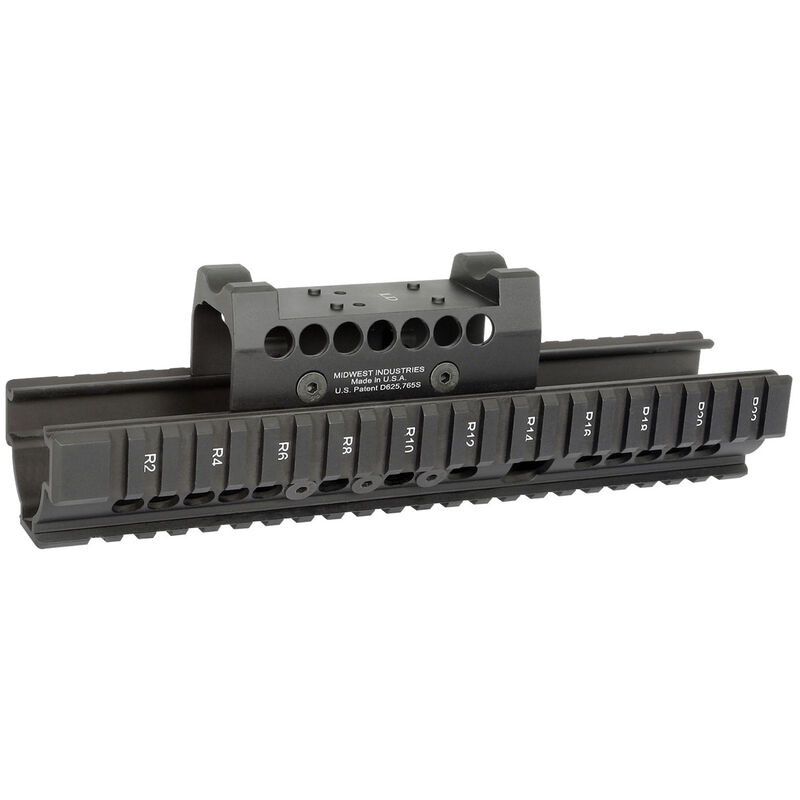 Midwest Industries AK-47/74 Extended Handguard and Top