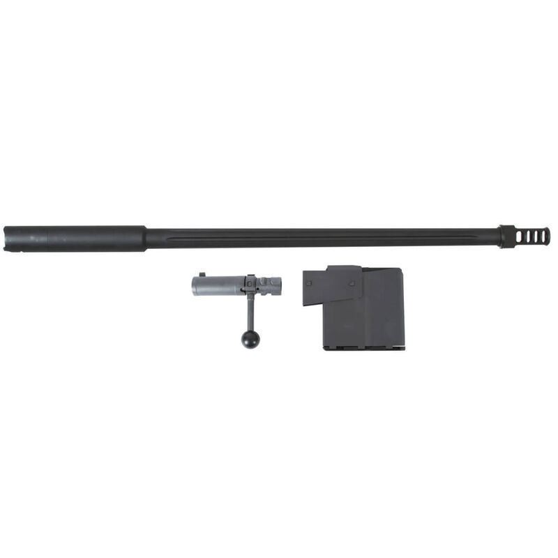 "Desert Tech HTI Caliber Conversion Kit .375 CheyTac 29"" Barrel 5 Round Magazine Matte Black"