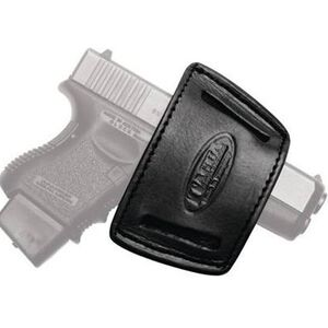 Tagua Inside the Pant Holster Universal Large Frame Ambidextrous Leather Black IWH-003