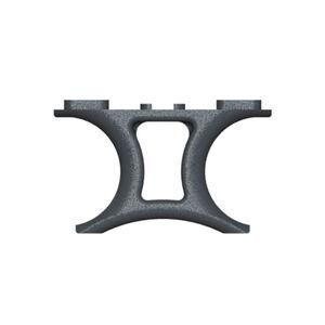 FIMS Firearms Session 1 Grip N Handstop M-LOK Carbon Fiber Polymer Black