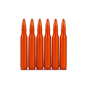 A-Zoom .270 Winchester Orange Snap-Cap 6 Pack